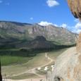 亀石からの景色