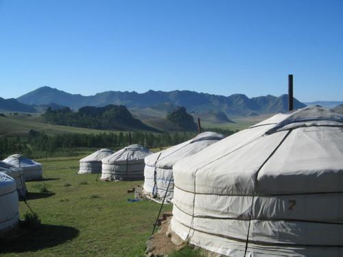 ツーリストキャンプ