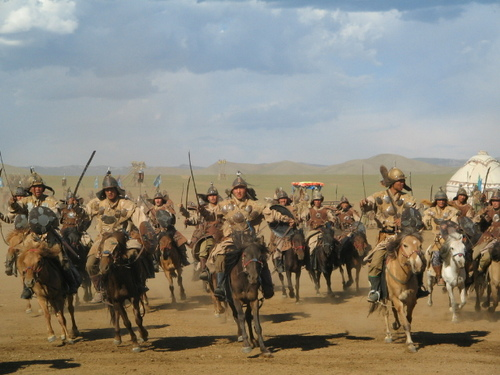 モンゴル建国800周年記念イベント4